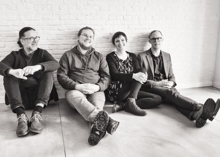 Mikael Godee - Eve Beuvens Quartet Looking Forward Dans le cadre de leur Tournée en France, à ne pas rater à Nice