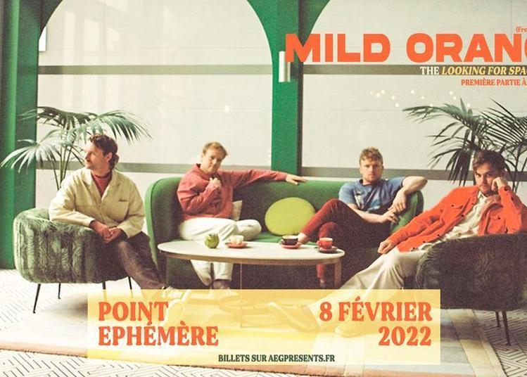 Mild Orange à Point Éphémère à Paris 10ème