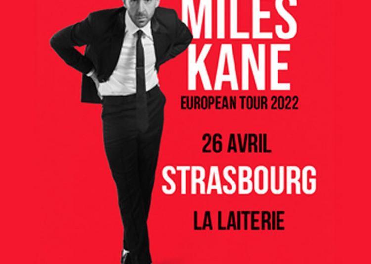 Miles Kane à Strasbourg
