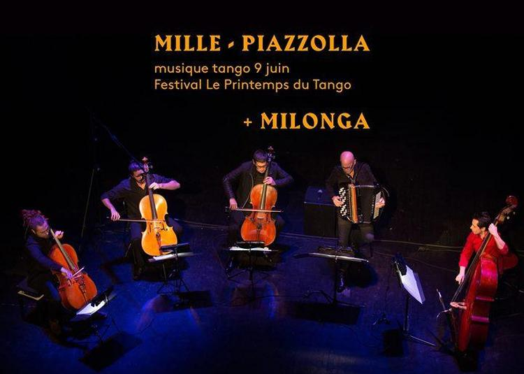 Mille - Piazzolla à Mulhouse