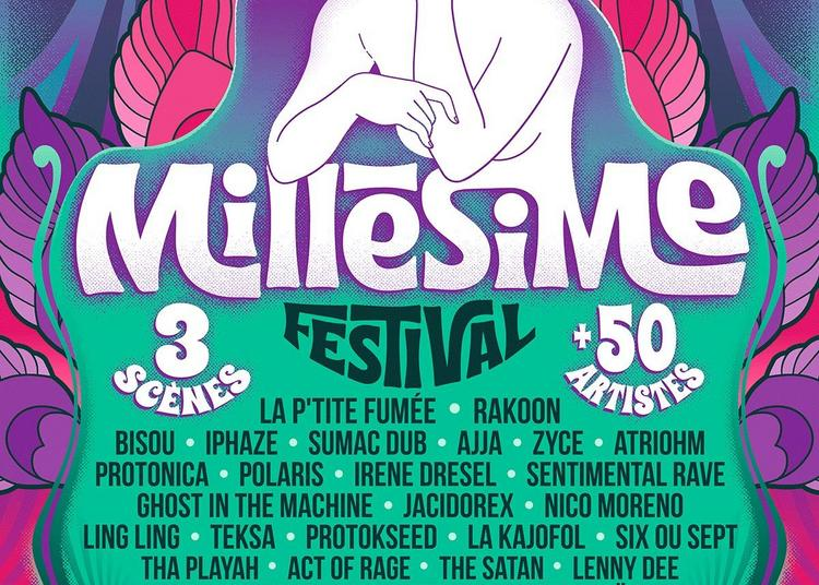 Millesime Festival Back To The Rave 2022