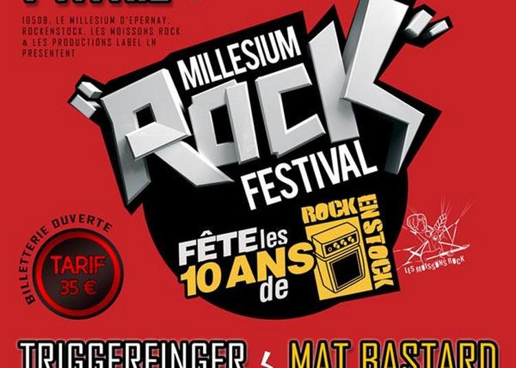 Millesium Rock Festival à Epernay