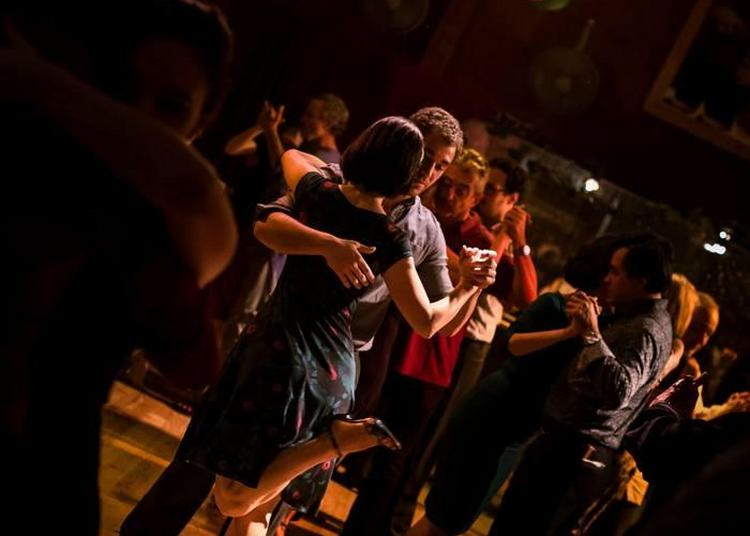 Milonga Con Orquesta (bal Tango Avec Cuarteto Berretín) à Lyon