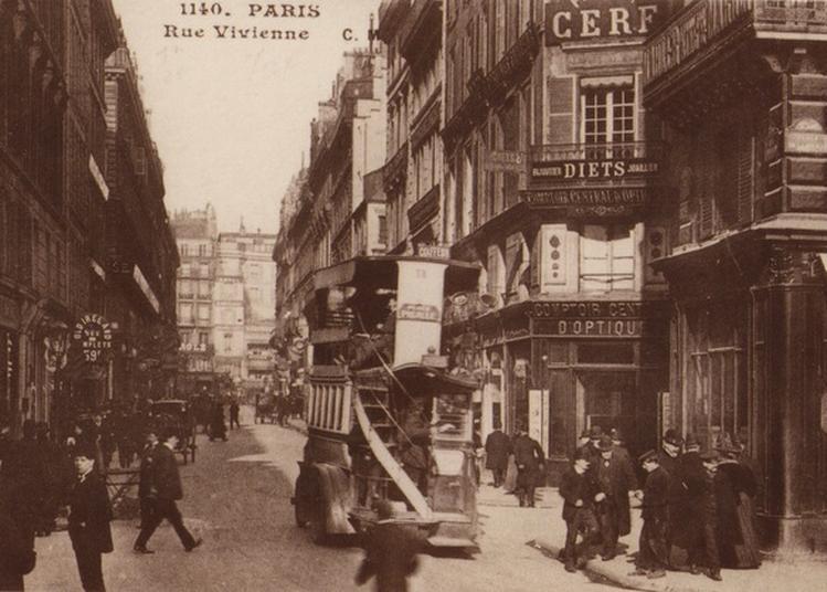 Mini Conférences Sur L'histoire Du Quartier à Paris 2ème