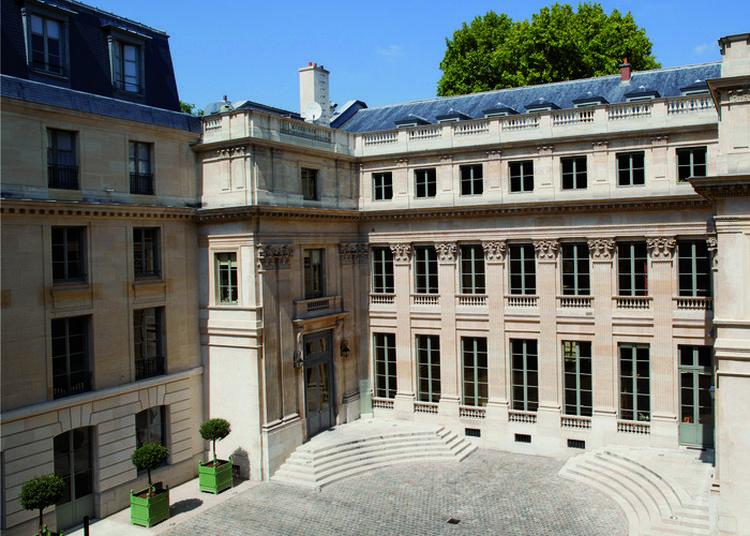 Ministère De L'Éducation Nationale - Visite De L'hôtel De Rochechouart à Paris 6ème
