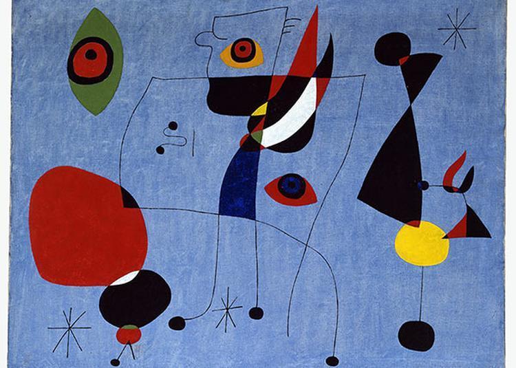 Miró - Visite Ateliers 5-7 ans à Paris 8ème