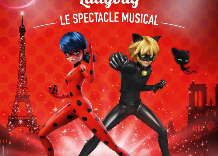 Miraculous : Ladybug, le spectacle musical à Orléans