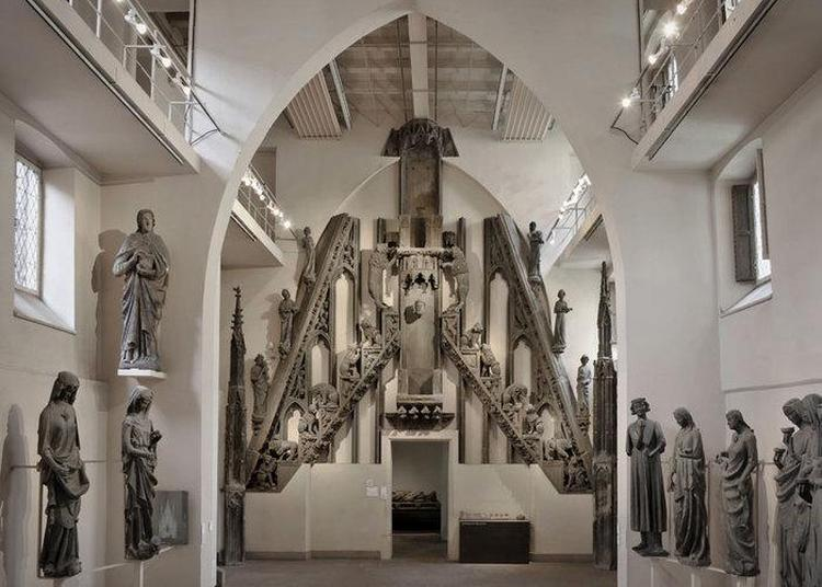 Miroirs - «pour Dénouer Les Orages» : Intervention Musicale Et Dansée Interprétée Dans Les Salles Du Musée De L'oeuvre Notre-dame à Strasbourg