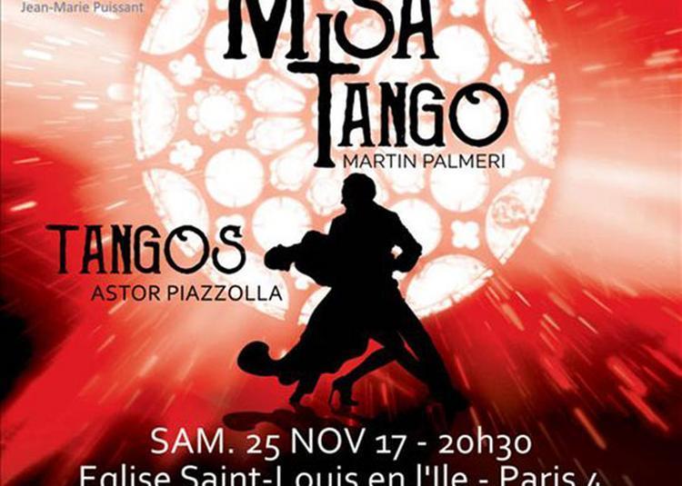 Misatango à Paris 4ème
