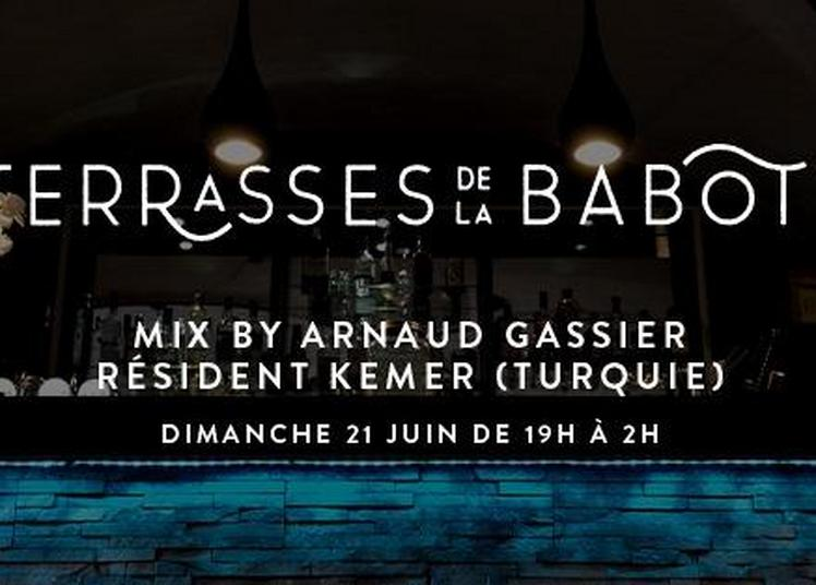 Mix by Arnaud Gassier à Montpellier