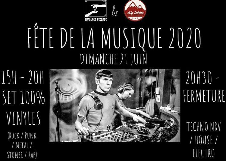 Mix 100% Vinyles, Mix Techno House à Lyon