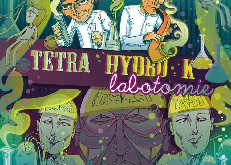 Mobadub #5: Tetra Hydro K + Ashkabad à Bagnols sur Ceze