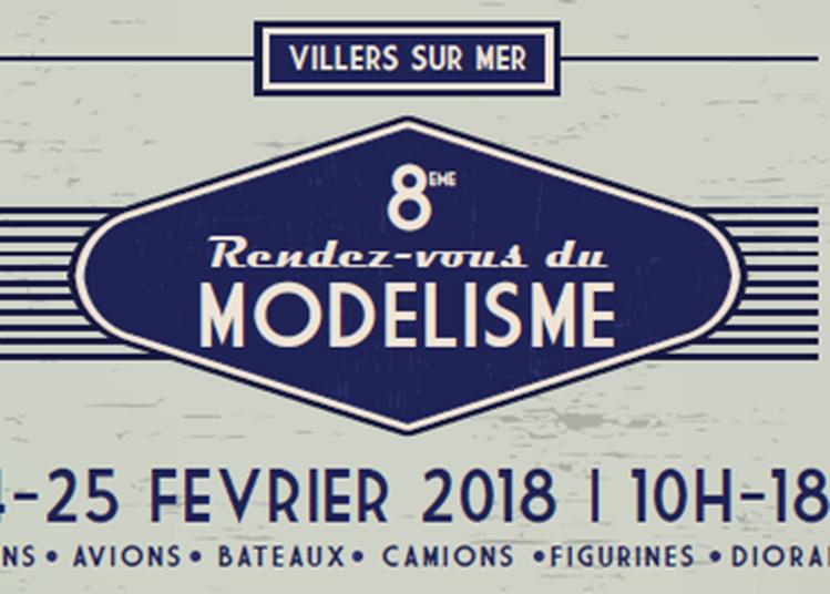 8ème édition du rendez-vous du Modélisme à Villers sur Mer