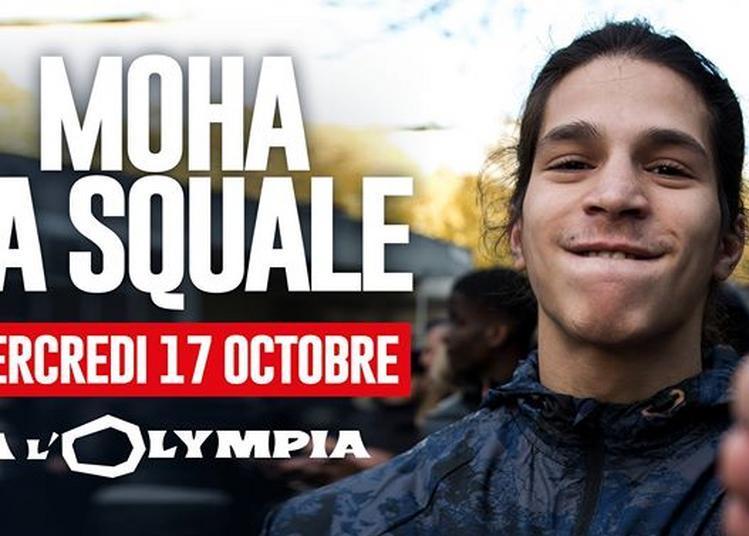 Moha La Squale à Paris 9ème