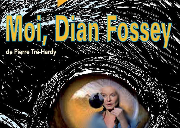 Moi, Dian Fossey à Paris 14ème