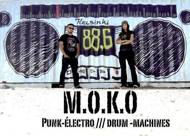 Moko - Electro Punk à Bagnols sur Ceze