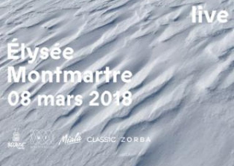Molecule -22.7°c à Paris 18ème