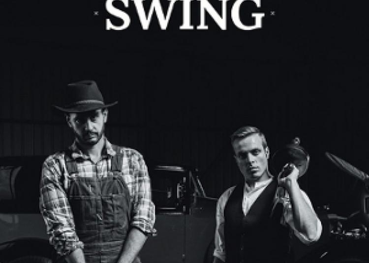 Moloco Swing - Lyre Le Temps + Scratchophone Orchestra + DJ Frogg à Audincourt