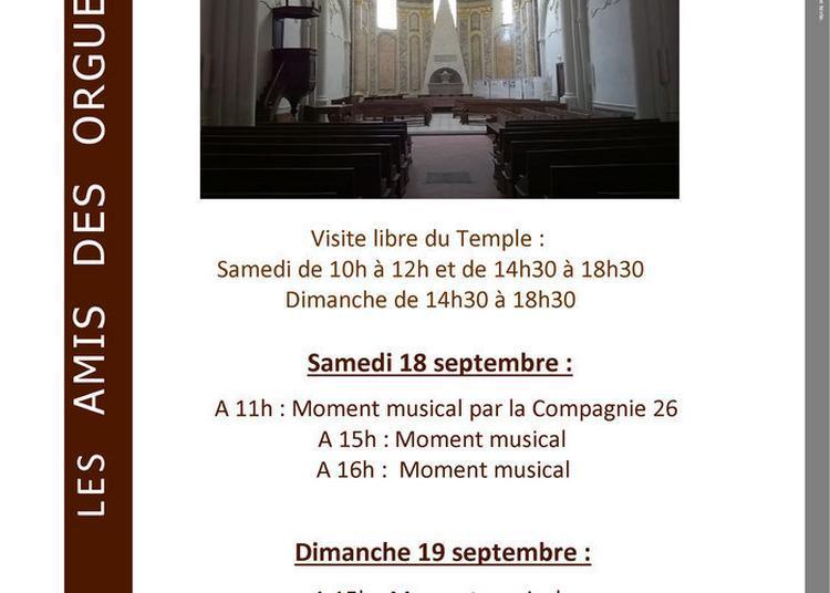 Moment Musical Au Temple Saint-ruf à Valence