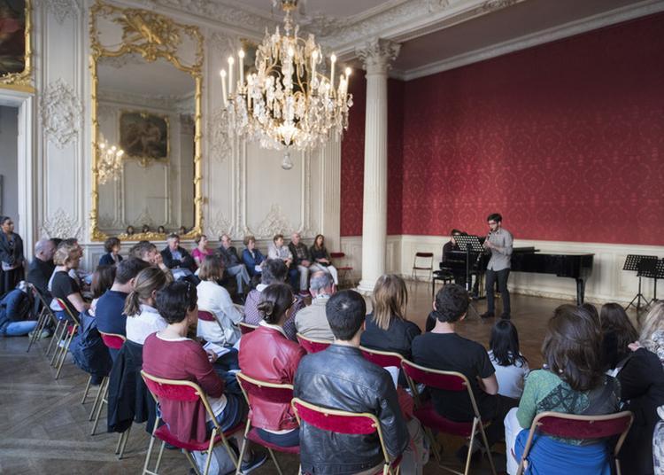 Moments Musicaux à L'hôtel De Soubise à Paris 4ème