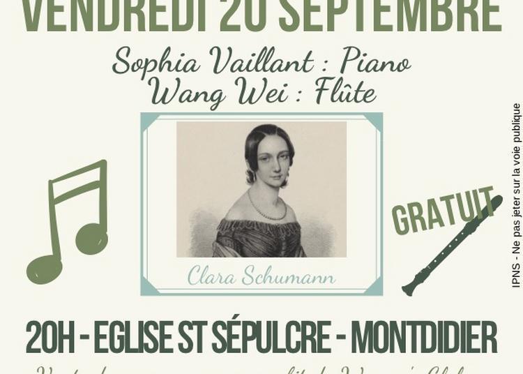 Moments Musicaux de Thème et Variations à Montdidier