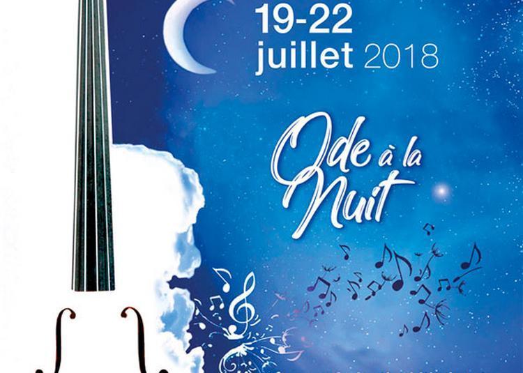 Moments Musicaux du tarn 2018