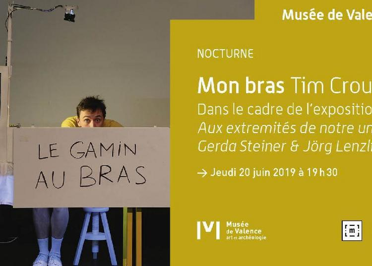 Mon bras - Tim Crouch à Valence
