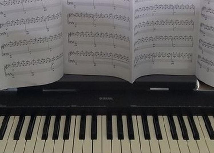 Mon Piano Fait Son Cinéma Par Nicolas Colin à Sens