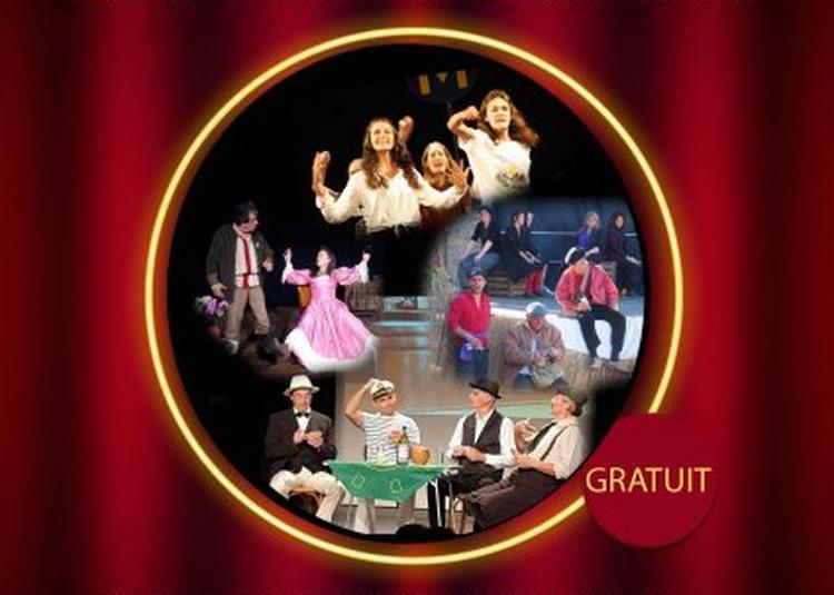 Mon théâtre  d'été à Gruissan