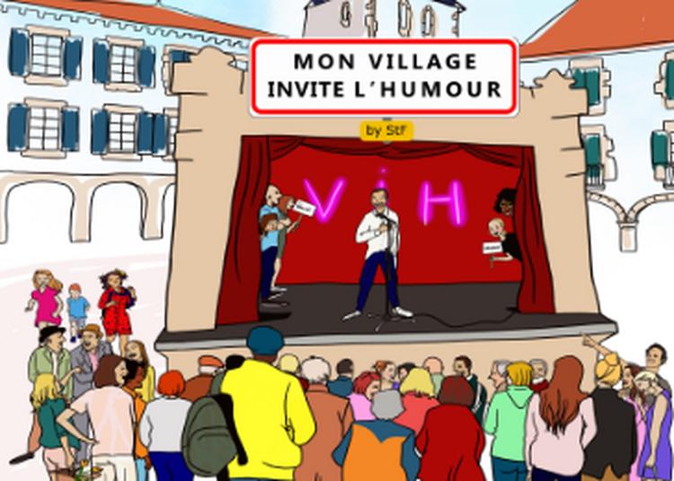 Mon village invite l'humour 2020