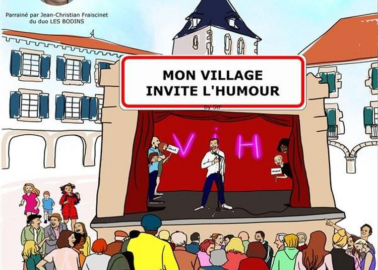 Mon Village Invite L'Humour à Manziat