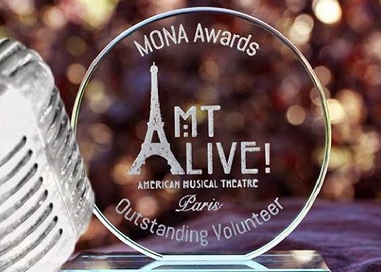 Mona Awards + Open Mic Soirée à Paris 4ème