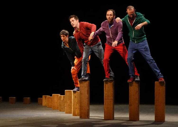 Acte VII - Carte blanche à La Mondiale Générale - Festival Jours [et nuits] de cirque à Aix en Provence