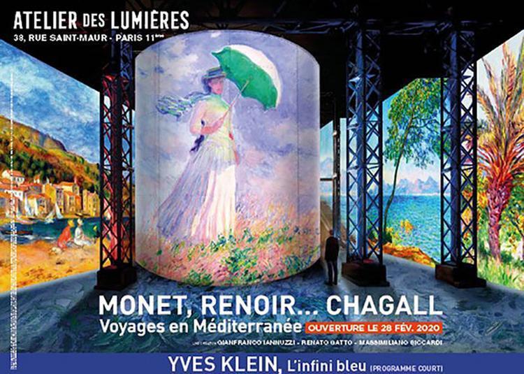 Monet, Renoir ... Chagall à Paris 11ème