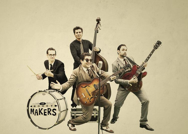 Money Makers en concert à Toulouse