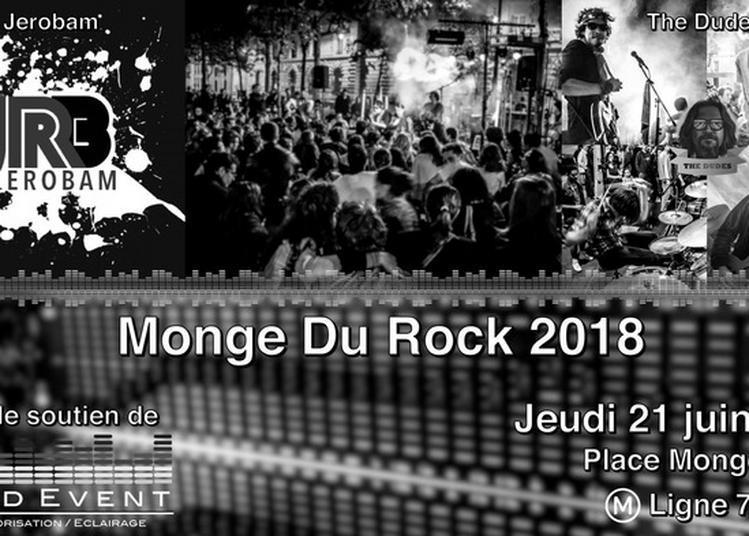 Monge Du Rock 2018 à Paris 5ème