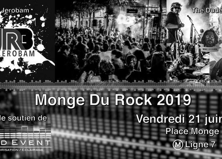 Monge Du Rock 2019 à Paris 5ème