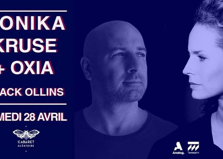 Monika Kruse - Oxia - Jack Ollins à Marseille