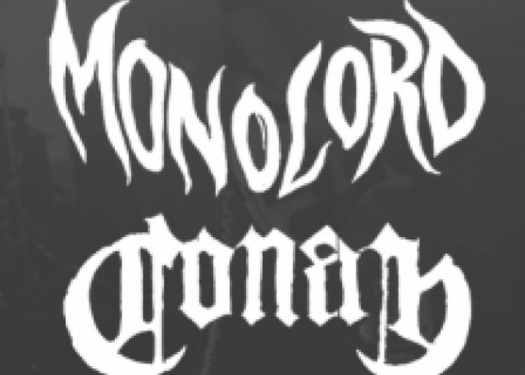 Monolord + Conan   Nantes
