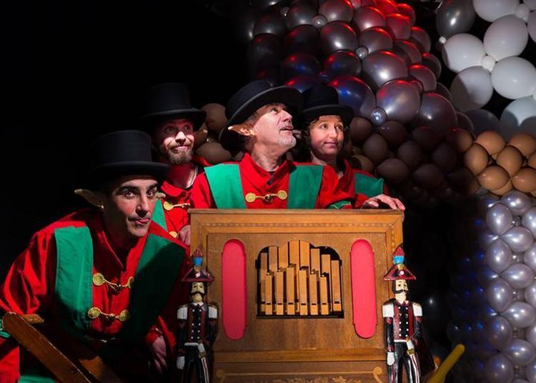 Monsieur Ballon: Un Noël en ballon (Spectacle pour Enfant) à Bagnols sur Ceze