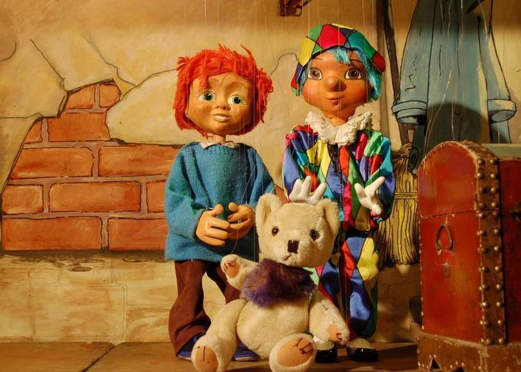 Monsieur Carnaval - Spectacle de Marionnettes à Fils à Lens