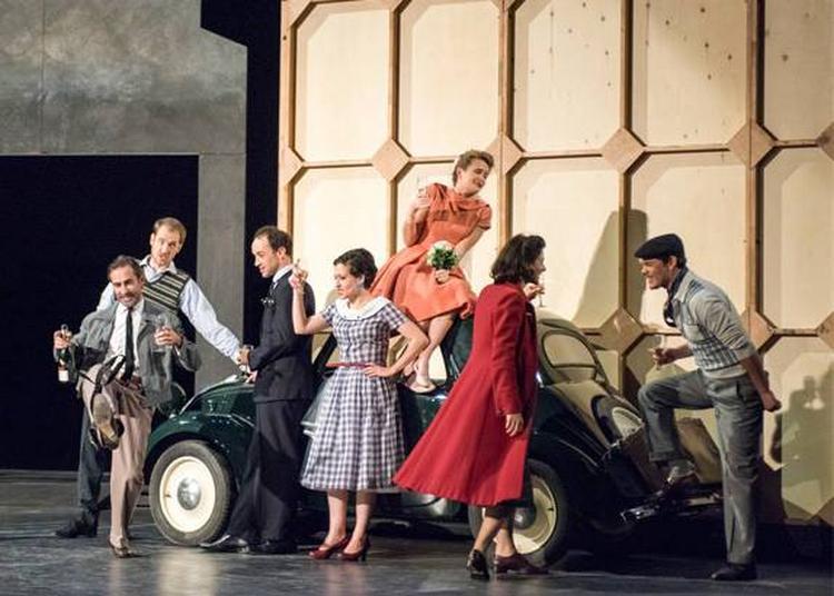 Monsieur De Pourceaugnac - Comédie ballet Lully/Molière à Reims