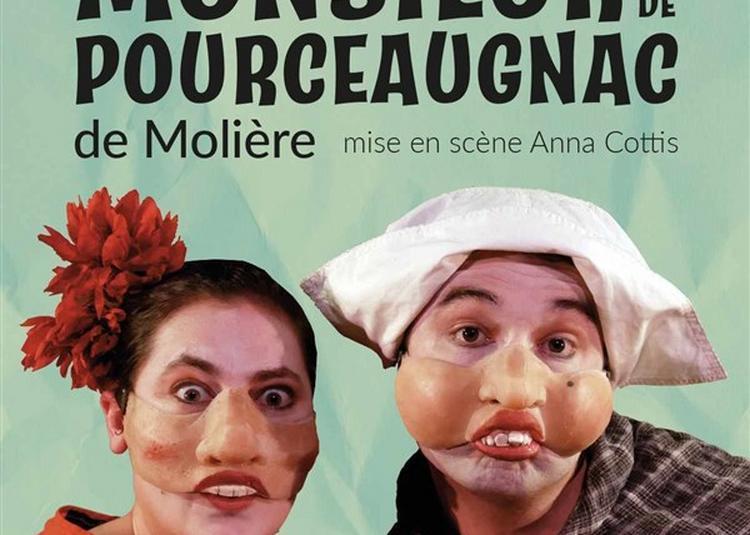 Monsieur De Pourceaugnac à Paris 5ème