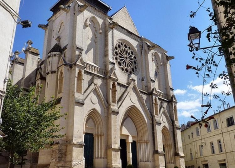 Montage De Vitrail à Montpellier