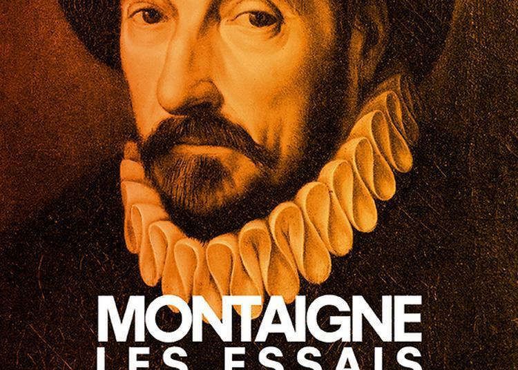Montaigne, les Essais à Paris 6ème