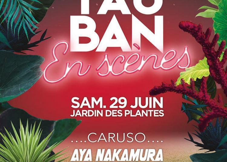 Montauban En Scenes 2019 - Aya Nakamura+ Maitre Gims Et Caruso