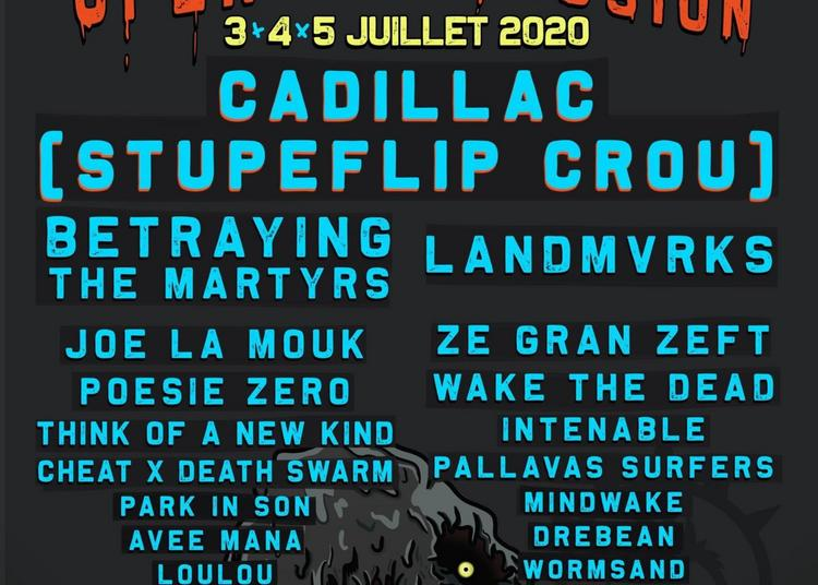 Montaurock Festival Open Air Session 2020