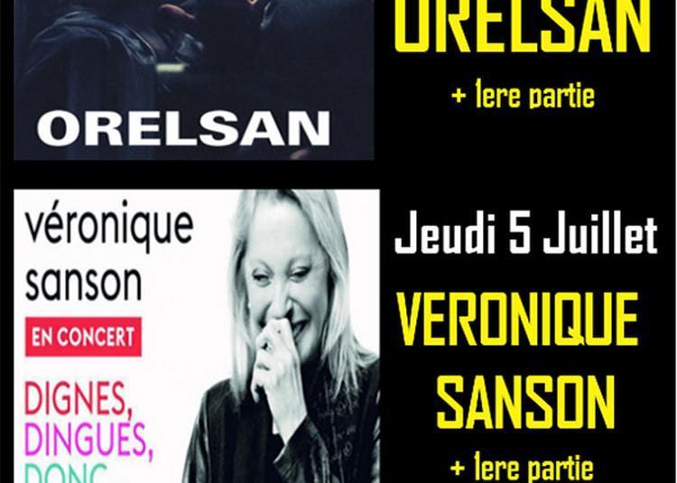 Pass Orelsan et Vianney et Louane à Montelimar