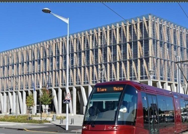 Montferrand En Images. Montferrand Contemporain / Rendez-vous D'architectes à Clermont Ferrand