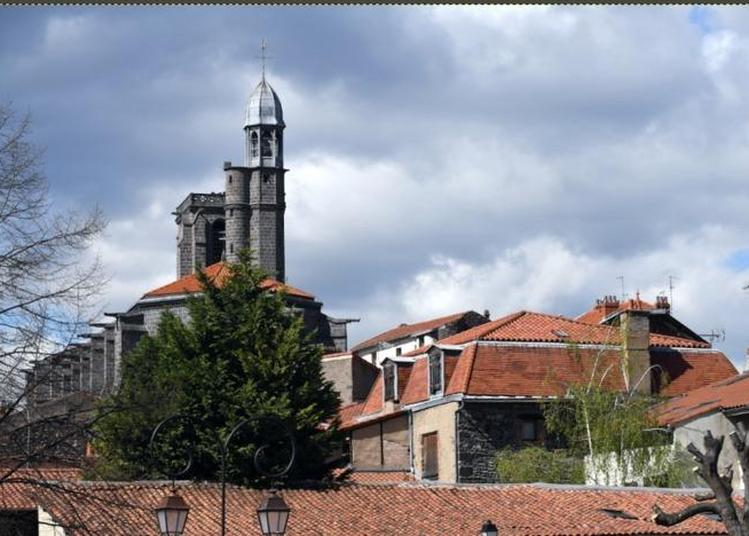 Montferrand : La Cité Médiévale D'hier Et Le Quartier D'aujourd'hui à Clermont Ferrand